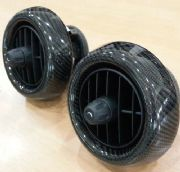 Air vents in Carbon Fibre